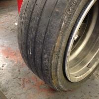Runflat tyre 2