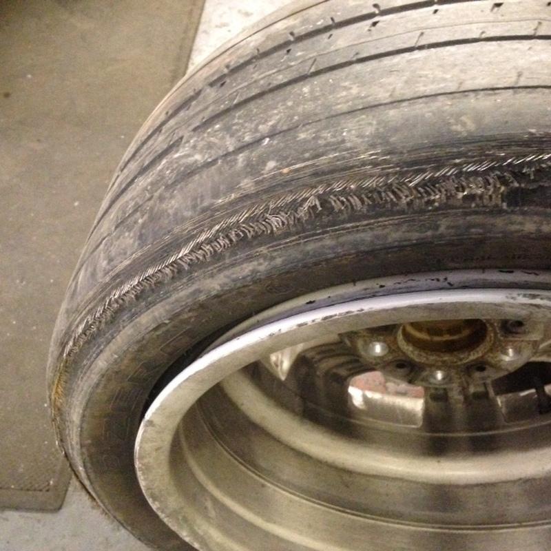 Runflat tyre