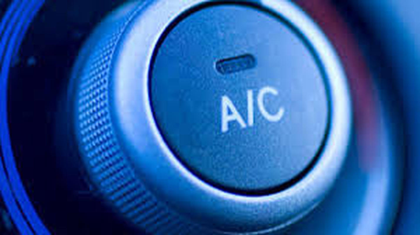 air conditoning button