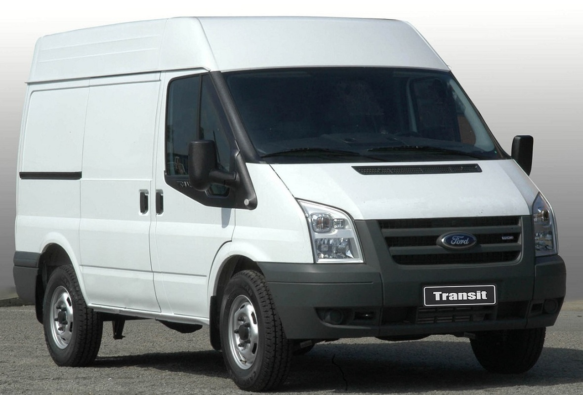 Ford Motor Companhy Brasil Ford Transit  2009 Dezembro/2008